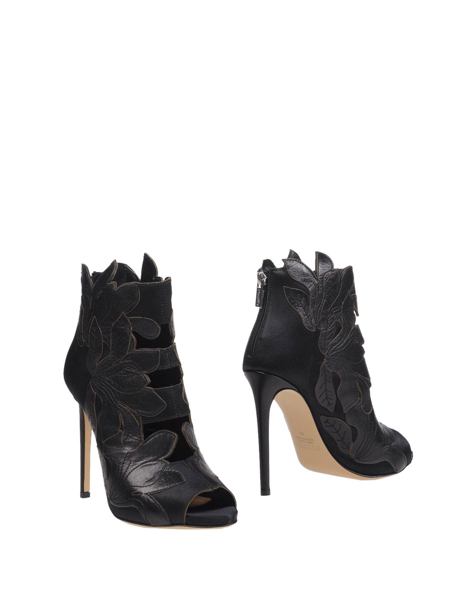 где купить PINKO BLACK Полусапоги и высокие ботинки по лучшей цене