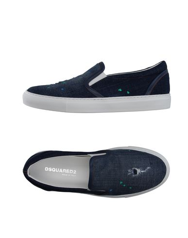 Низкие кеды и кроссовки DSQUARED2 11162044UP