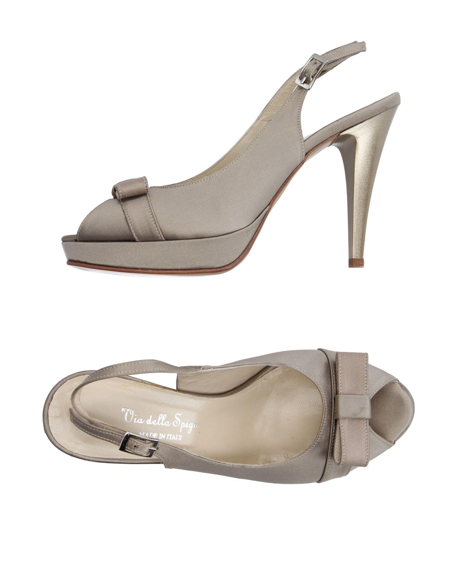 VAINER VIA DELLA SPIGA Сандалии via marte сандалии
