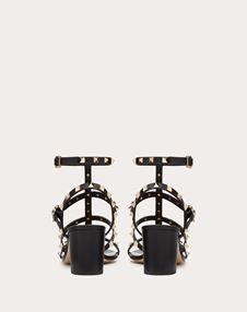 Rockstud Caged Sandal 60mm