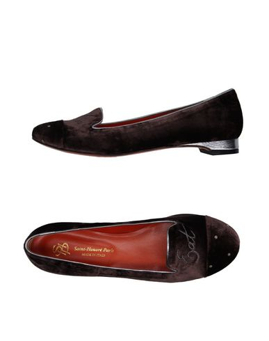 Мокасины от SAINT-HONORÉ PARIS SOULIERS