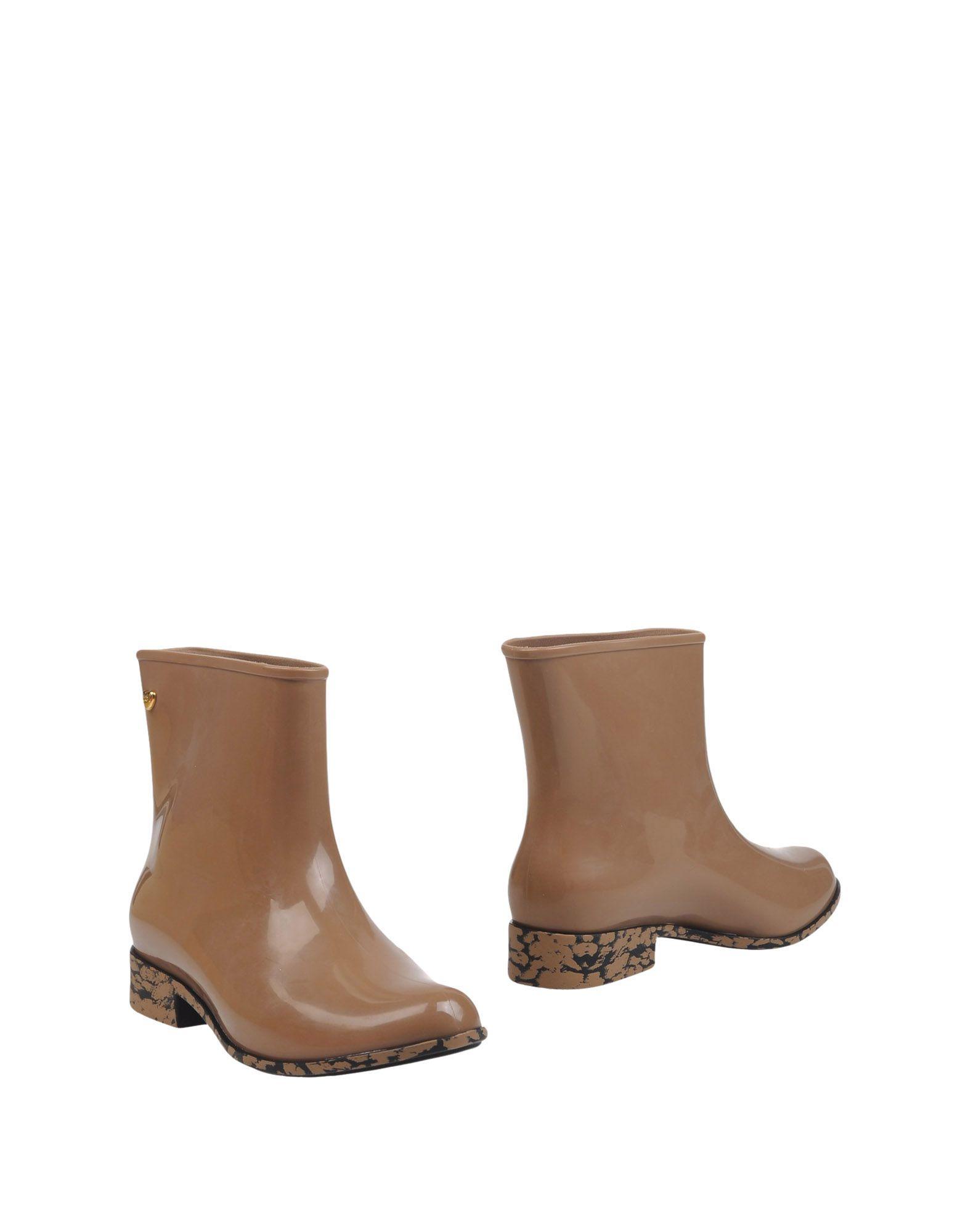 купить MEL by MELISSA Полусапоги и высокие ботинки дешево