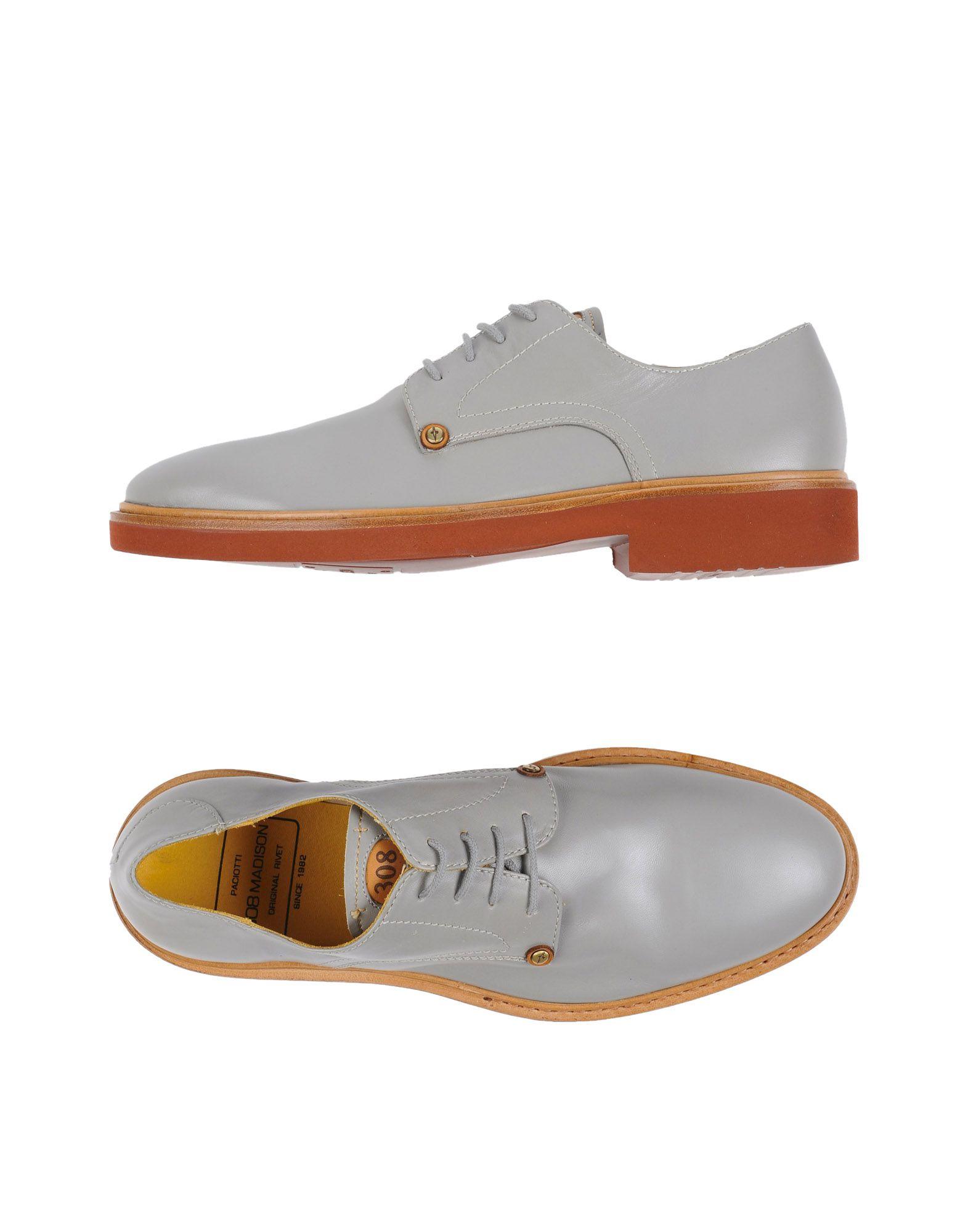 PACIOTTI 308 MADISON NYC Обувь на шнурках 308