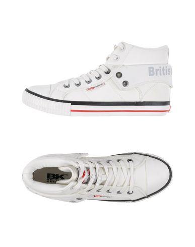 Высокие кеды и кроссовки BRITISH KNIGHTS 11171957PN