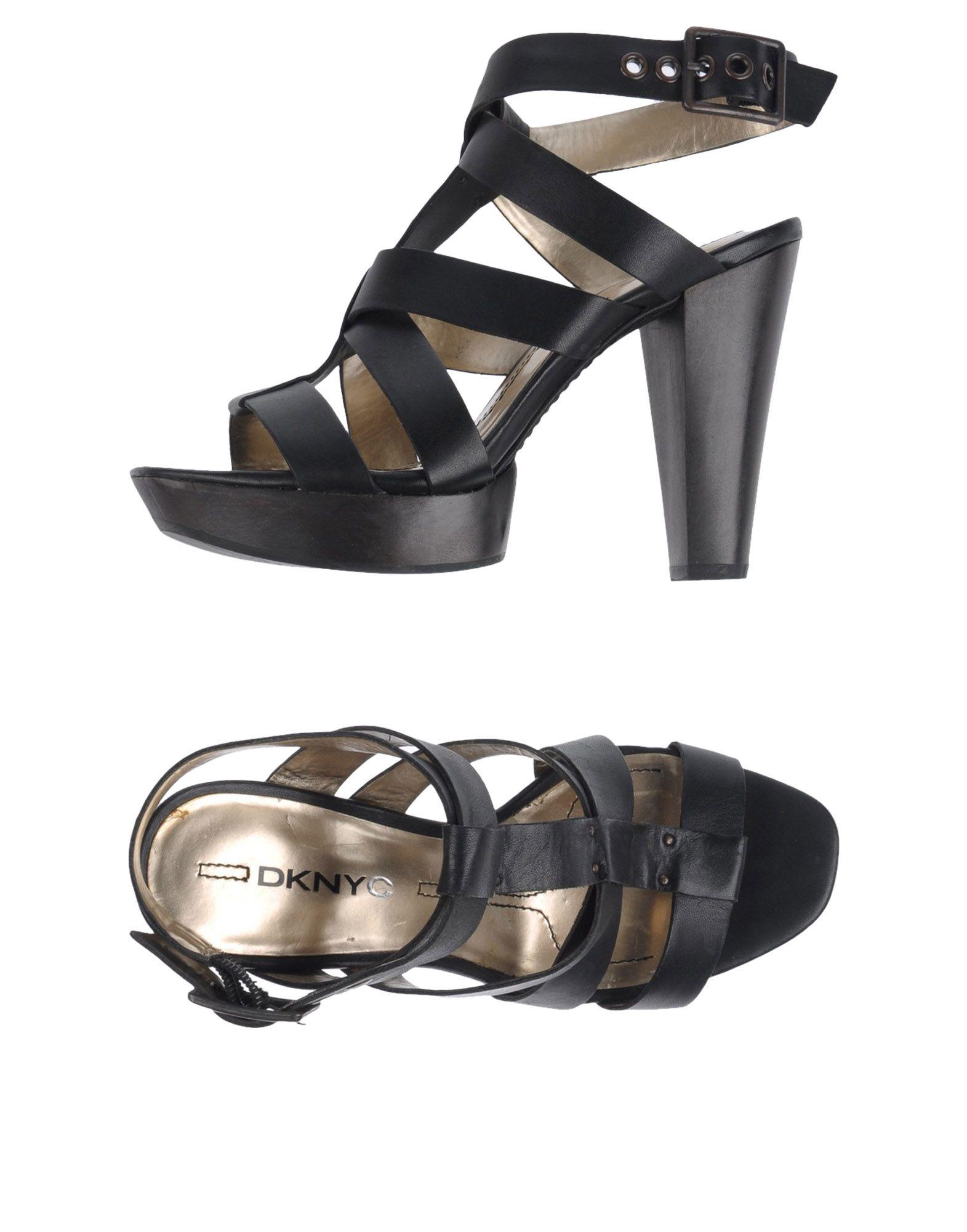 dkny sandals shop at ebates