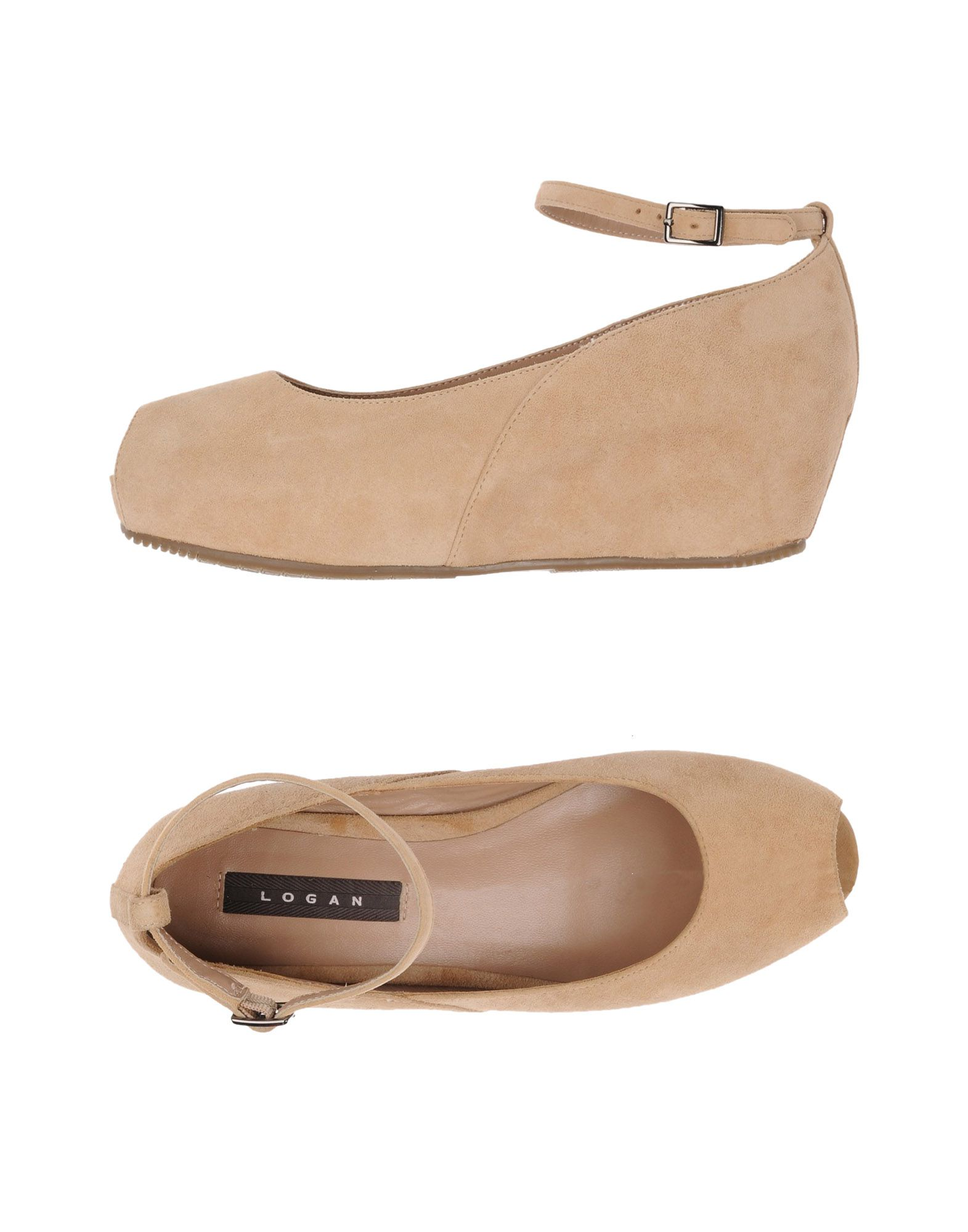 LOGAN Туфли цены онлайн