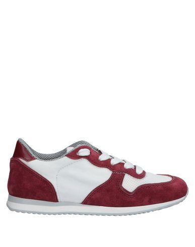 Фото - Низкие кеды и кроссовки красно-коричневого цвета