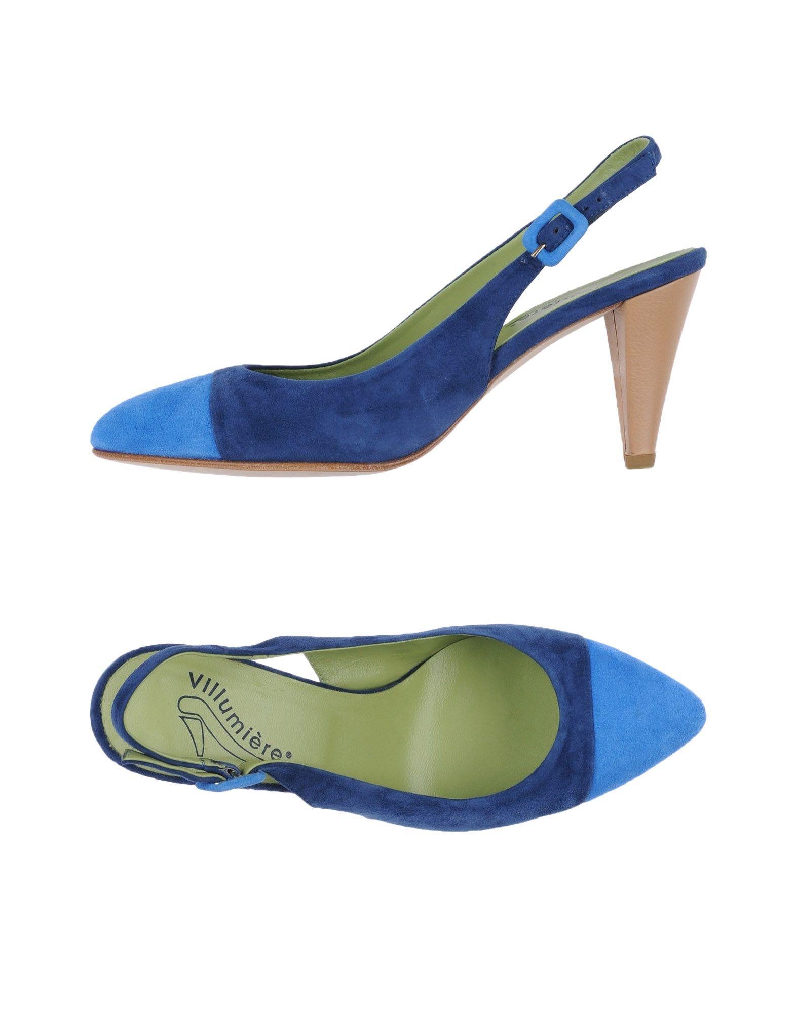 VILLUMIERE Туфли цены онлайн