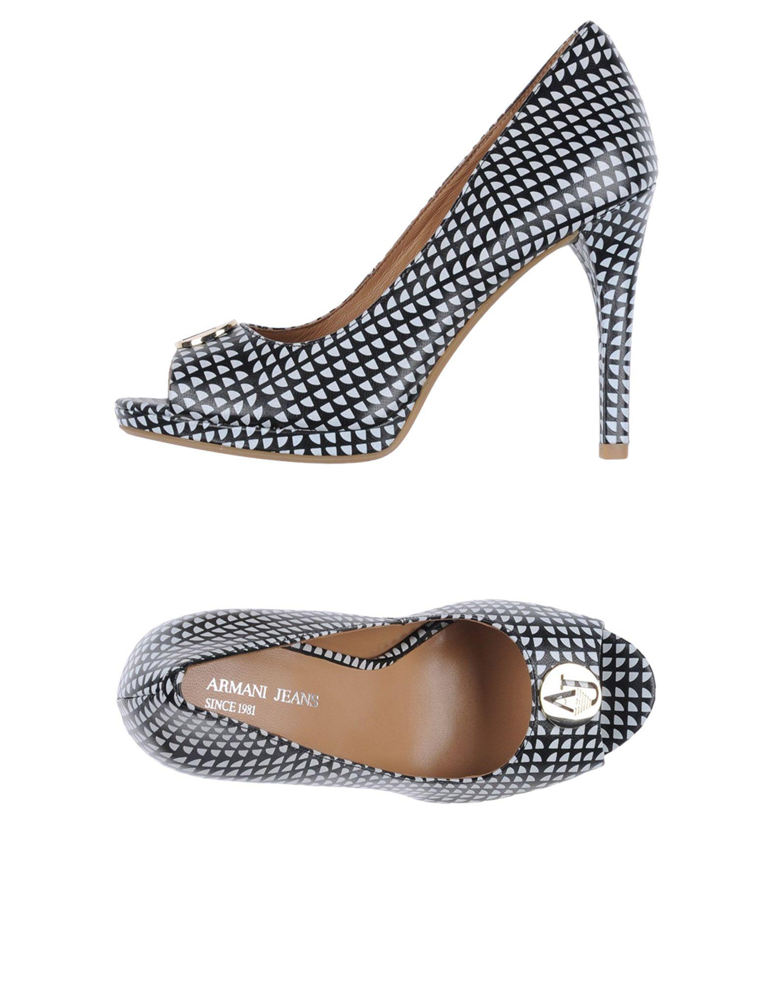 ARMANI JEANS Туфли цены онлайн