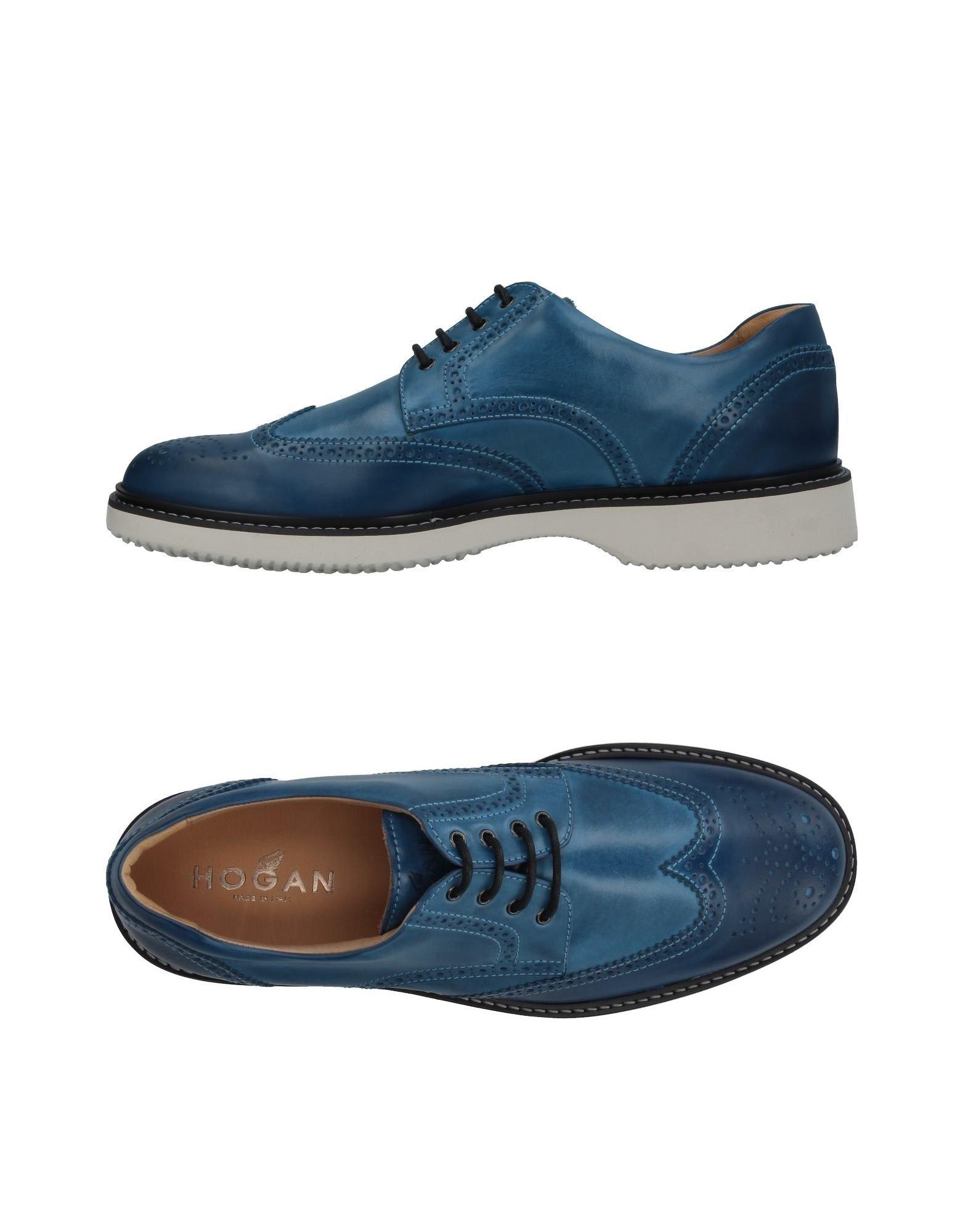 цена HOGAN Обувь на шнурках онлайн в 2017 году