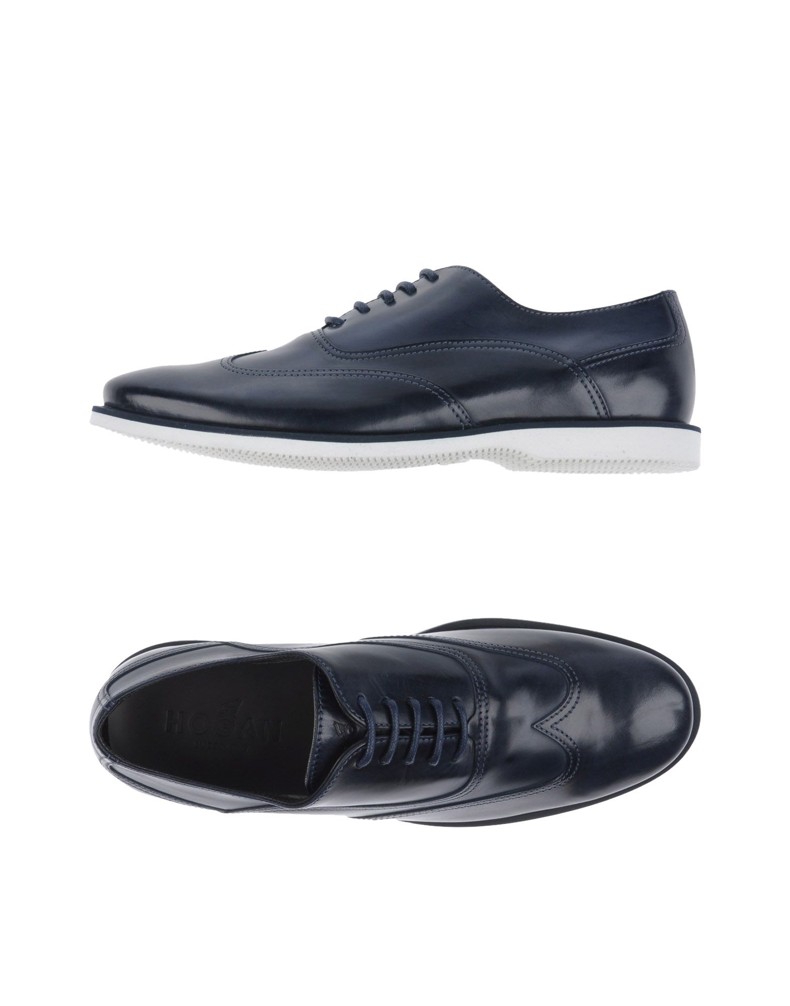 HOGAN Обувь на шнурках цены онлайн