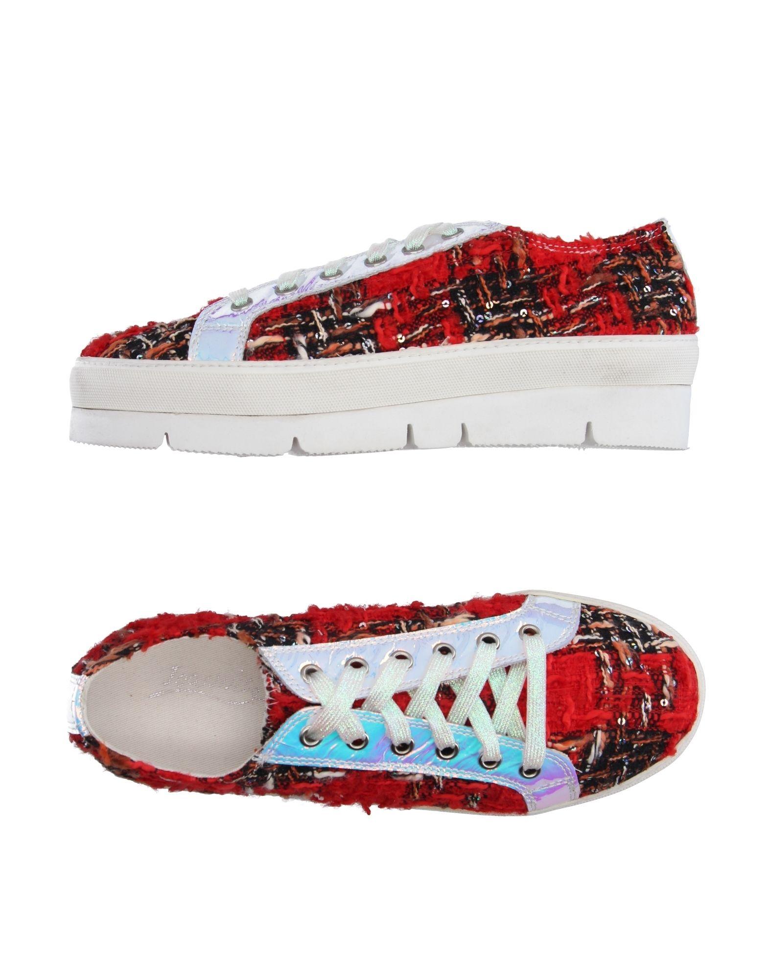 IOANNIS Sneakers in Red