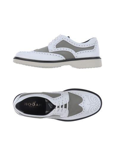 Обувь на шнурках HOGAN 11175705WH