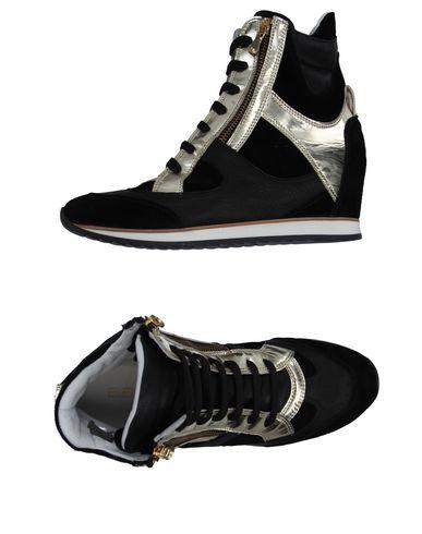 Высокие кеды и кроссовки ELENA IACHI 11175731RV