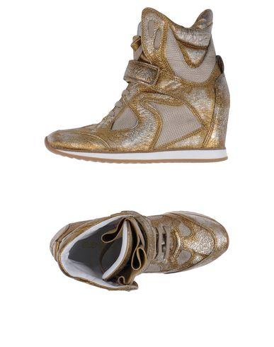 Высокие кеды и кроссовки ELENA IACHI 11175804IE