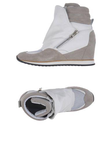 Высокие кеды и кроссовки ELENA IACHI 11175818WV