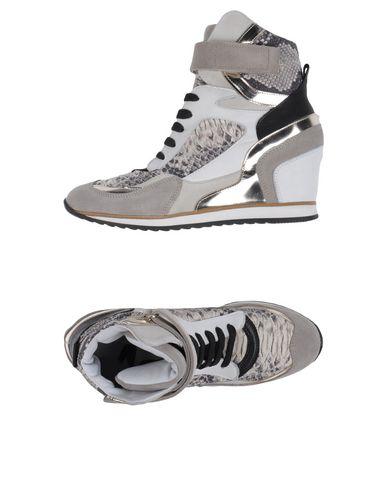 Высокие кеды и кроссовки ELENA IACHI 11175857EH