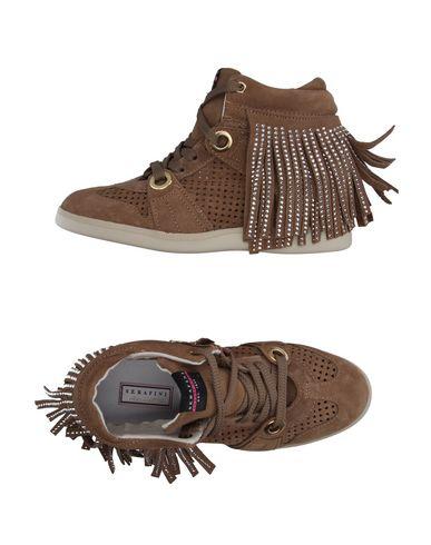 Высокие кеды и кроссовки от SERAFINI MANHATTAN