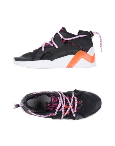 Sneackers Nero donna SERAFINI LUXURY Sneakers&Tennis shoes basse donna