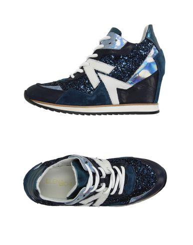 Высокие кеды и кроссовки ELENA IACHI 11176545IX