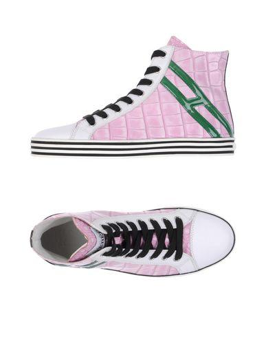 Высокие кеды и кроссовки от HOGAN REBEL
