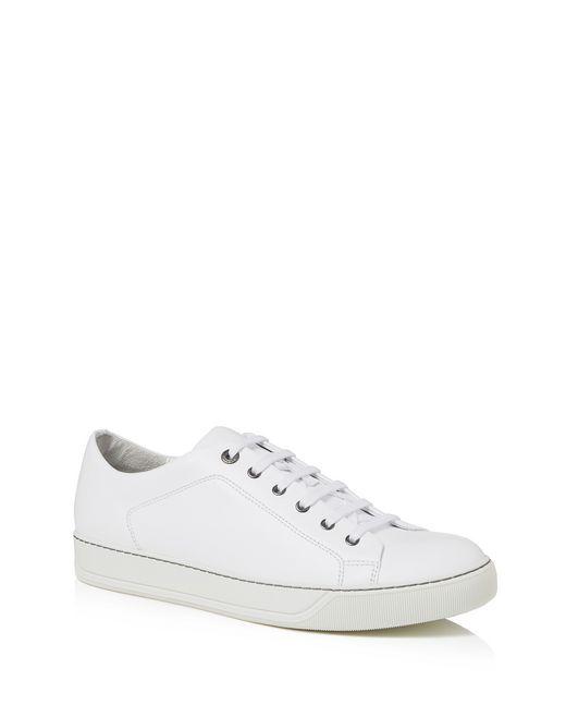 lanvin sneakers aus kalbsnappaleder für-ihn