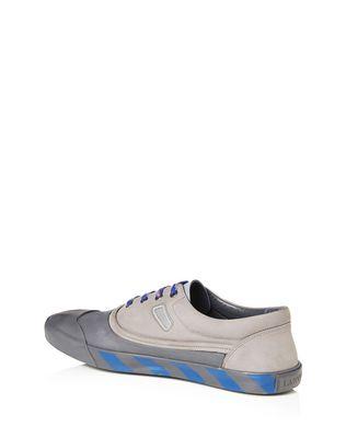 LANVIN VULCANIZED CALFSKIN SNEAKER Sneakers U d