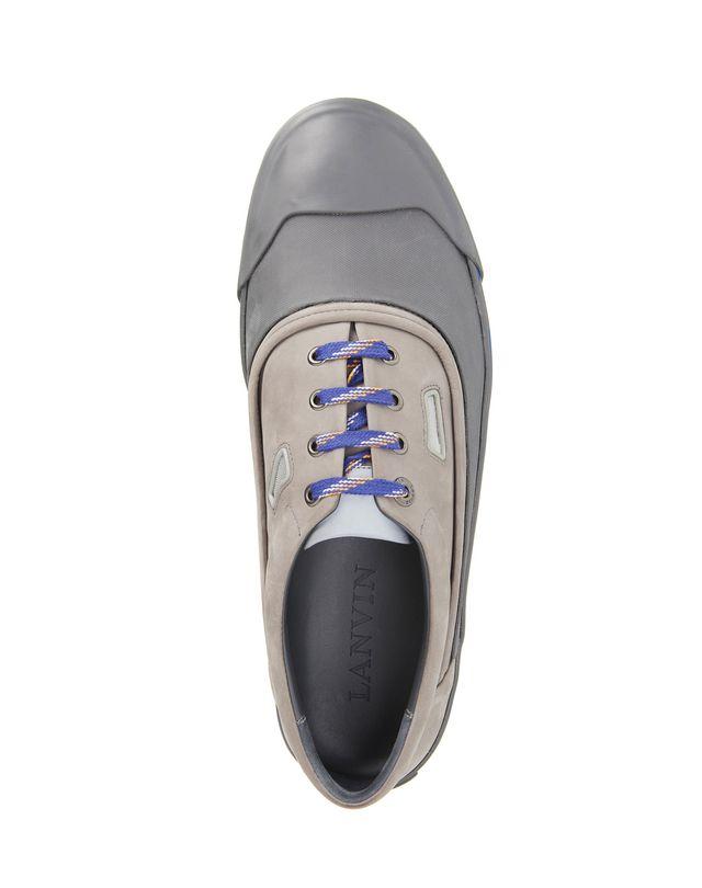 LANVIN VULCANIZED CALFSKIN SNEAKER Sneakers U r