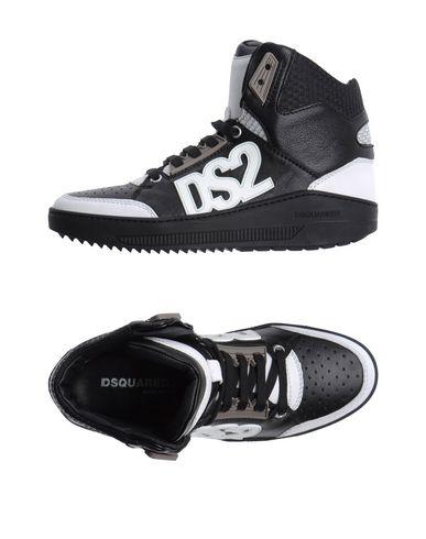 Высокие кеды и кроссовки DSQUARED2 11179632LN