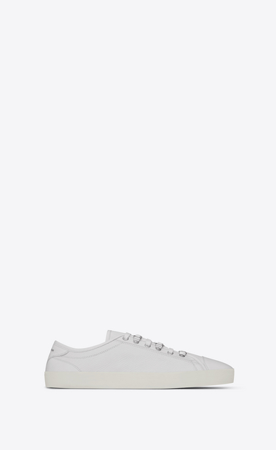 SAINT LAURENT Low Top Sneakers U RIVINGTON Low Top Sneaker in Optic White v4