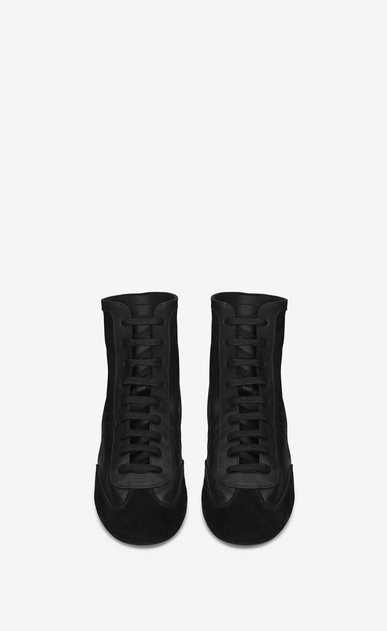 SAINT LAURENT High top sneakers U hoher LOU Sneaker in Schwarz b_V4