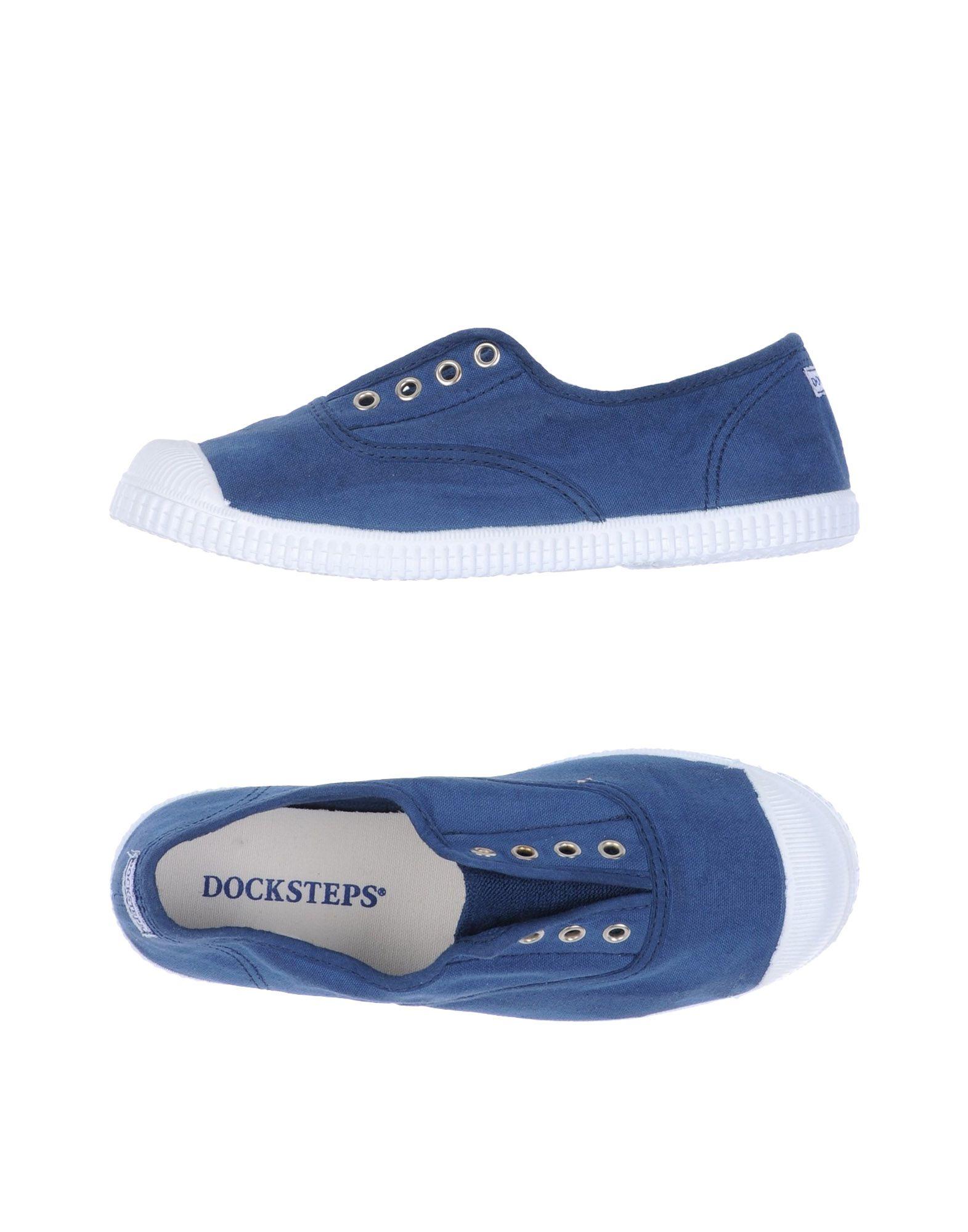 цена DOCKSTEPS Низкие кеды и кроссовки онлайн в 2017 году