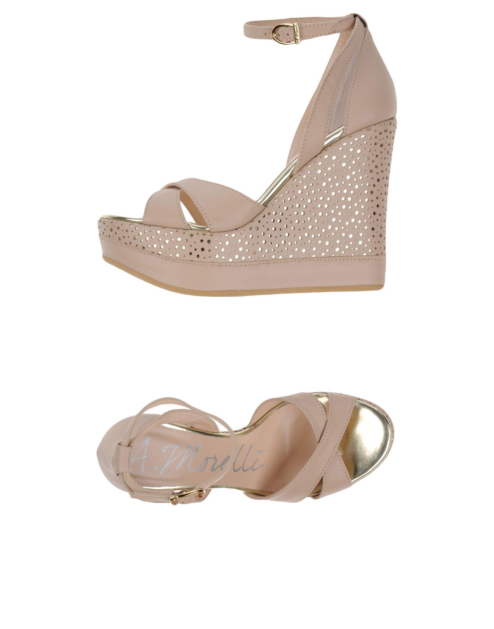 ANDREA MORELLI Сандалии andrea morelli обувь на шнурках