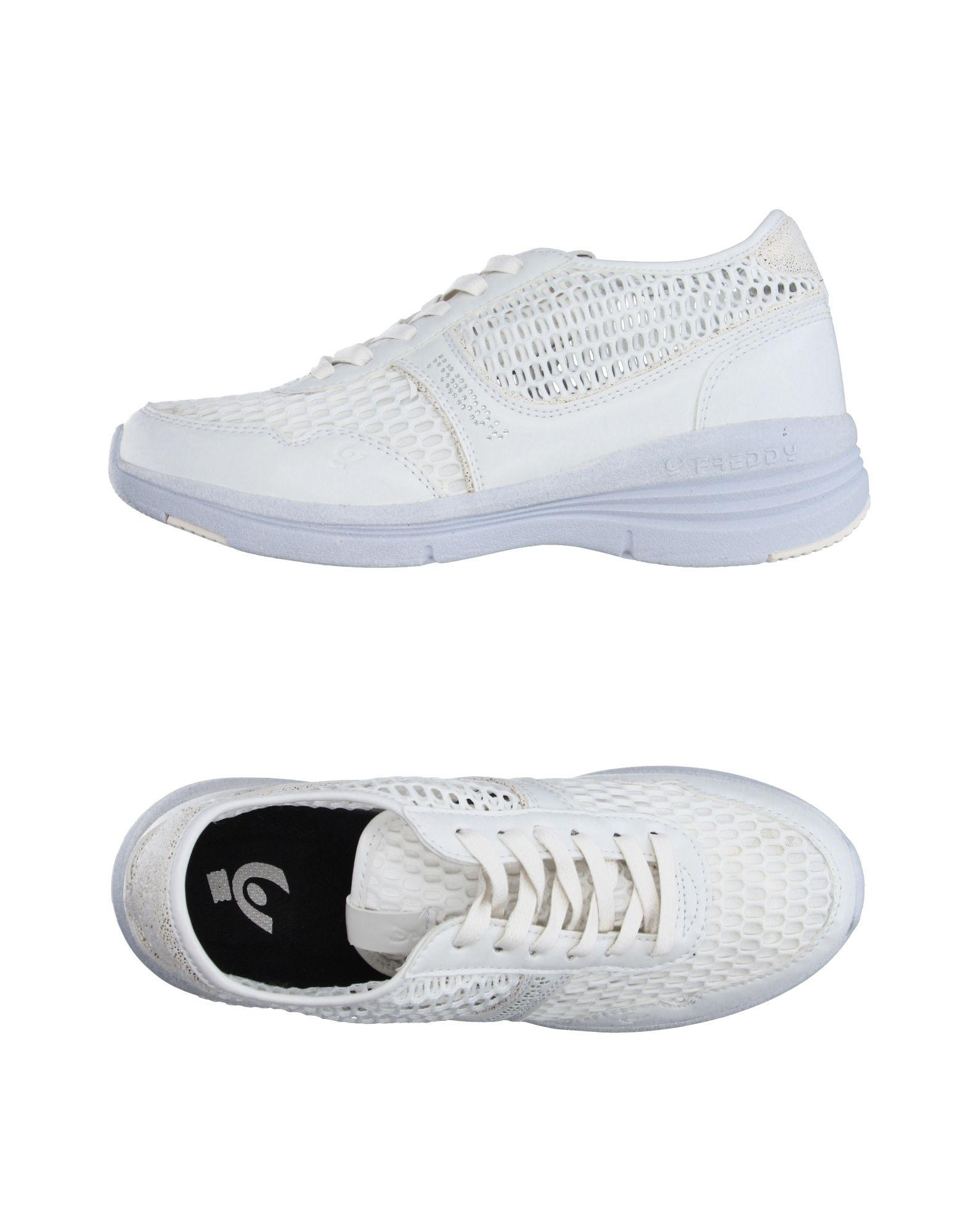 FREDDY Низкие кеды и кроссовки цены онлайн