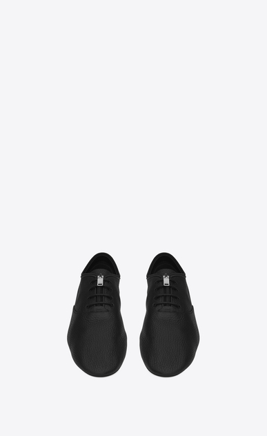 SAINT LAURENT Classic Shoes U VERNEUIL 05 RICHELIEU Sneaker in Black b_V4