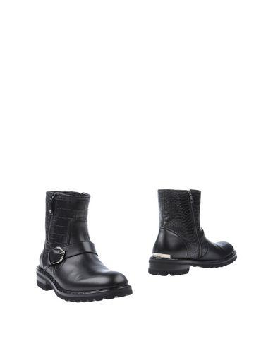 Полусапоги и высокие ботинки ROBERTO CAVALLI 11183686PO