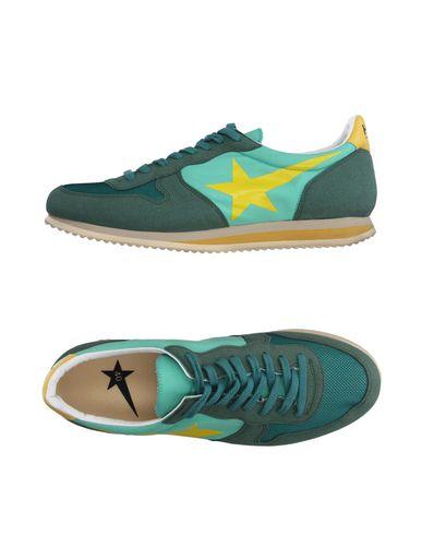 Фото - Низкие кеды и кроссовки от HAUS GOLDEN GOOSE зеленого цвета