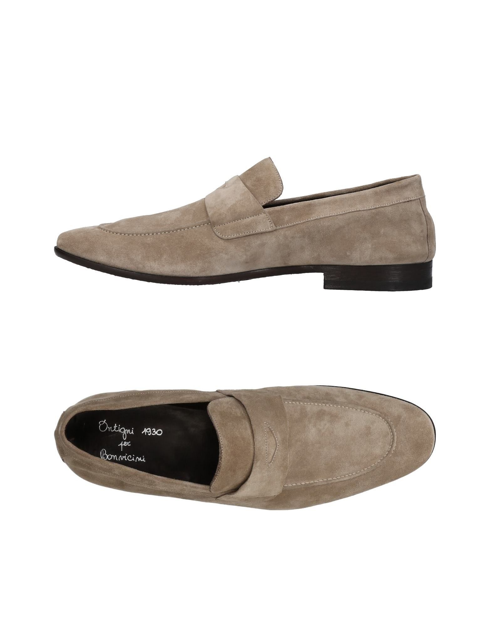 ORTIGNI Loafers in Khaki