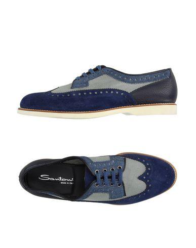 Обувь на шнурках SANTONI 11185274OR