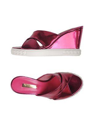 CASADEI Damen Sandale Farbe Fuchsia Größe 5