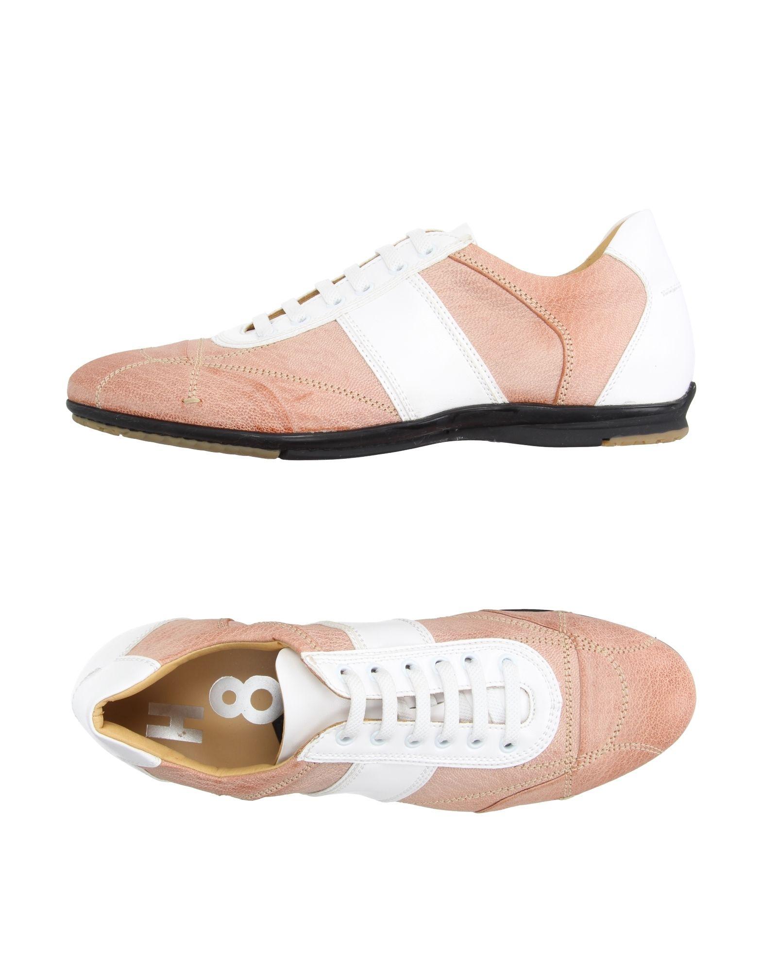 ALEXANDER HOTTO Низкие кеды и кроссовки alexander hotto оригинальные кожаные кроссовки бренда alexander hotto