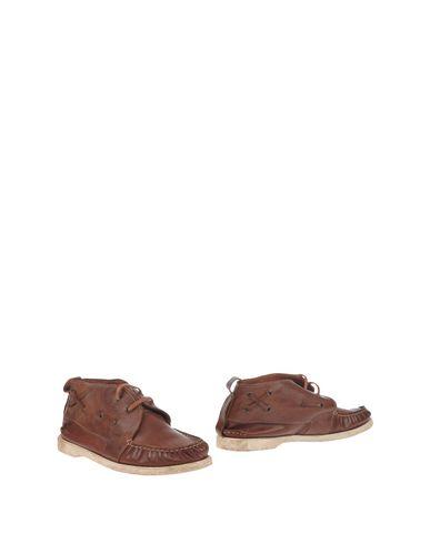 PRIVATE SHOES by GOLDEN GOOSE Полусапоги и высокие ботинки private shoes by golden goose обувь на шнурках