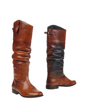 GOLDEN GOOSE DELUXE BRAND Damen Stiefel Farbe Lederfarben Größe 11 Sale Angebote Drieschnitz-Kahsel