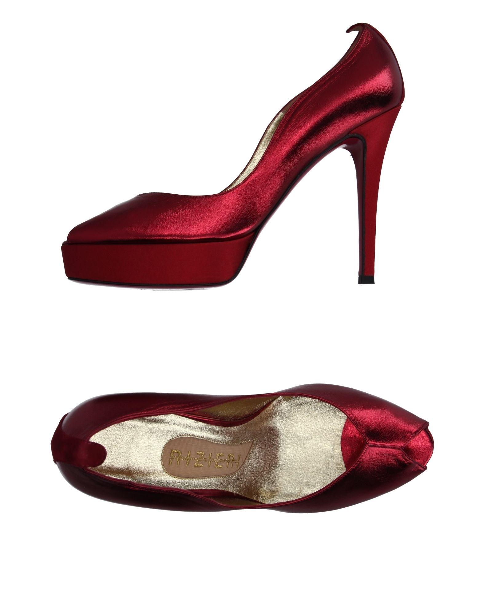 RIZIERI Туфли цены онлайн