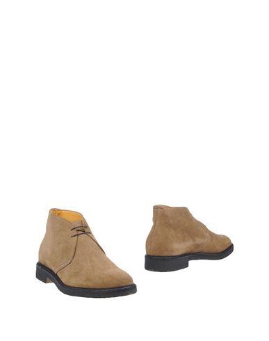 Полусапоги и высокие ботинки PELUSO NAPOLI