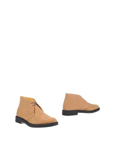 Полусапоги и высокие ботинки от PELUSO NAPOLI