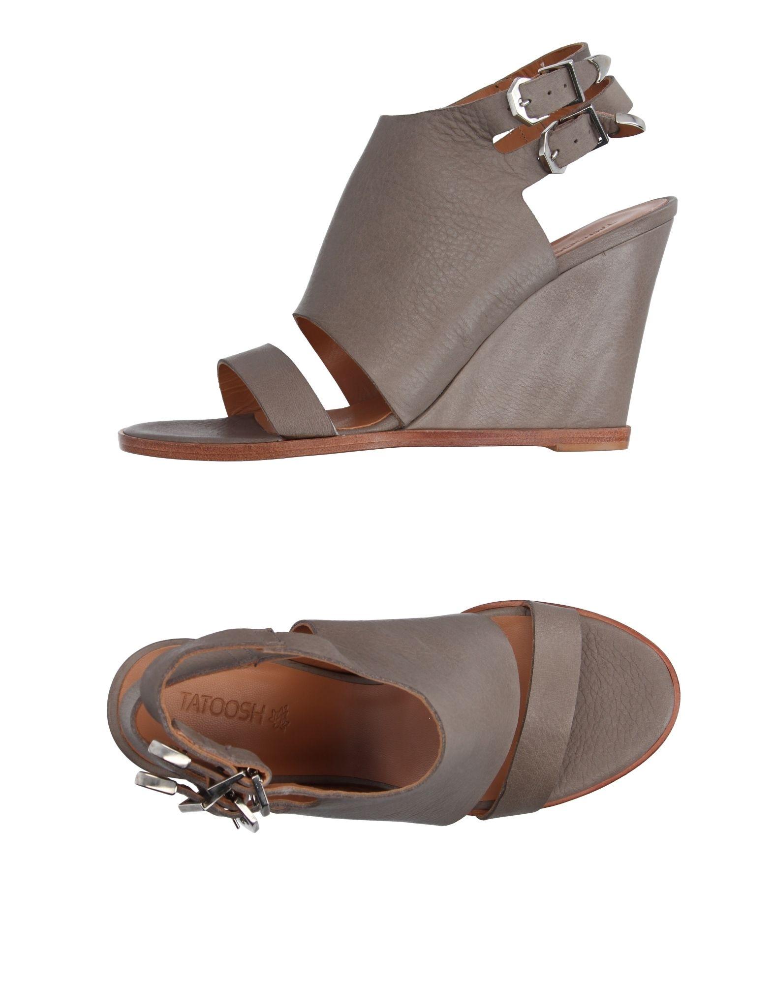 TATOOSH Sandals in Grey