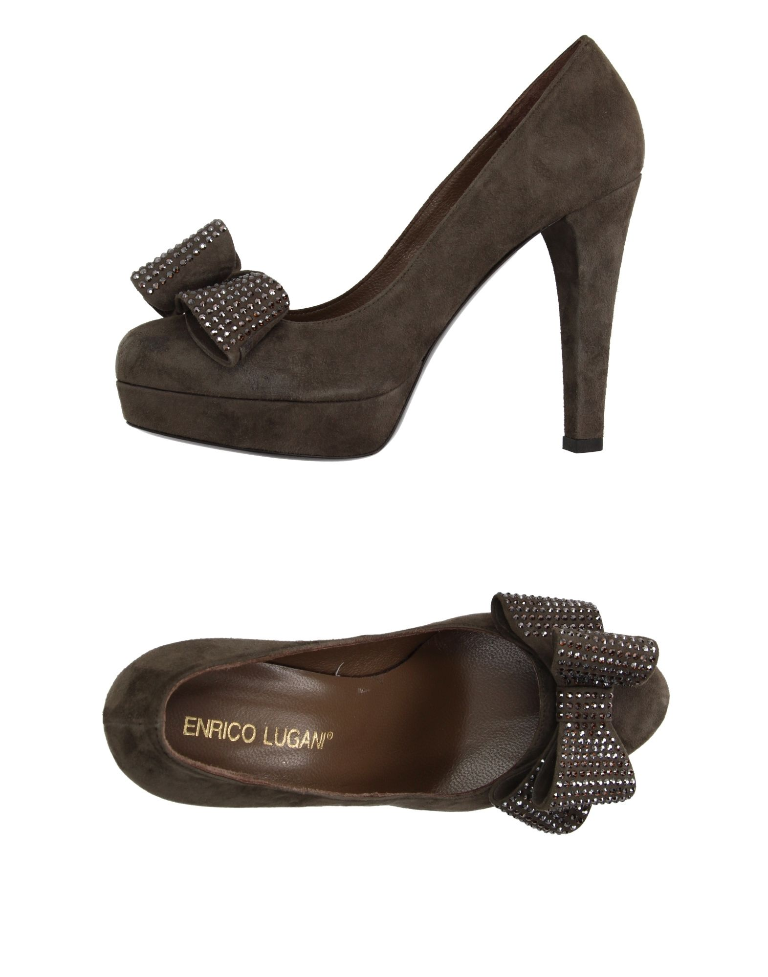 купить ENRICO LUGANI Туфли дешево