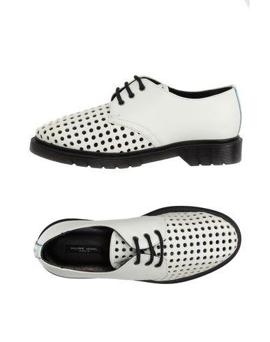 Обувь на шнурках от PHILIPPE MODEL