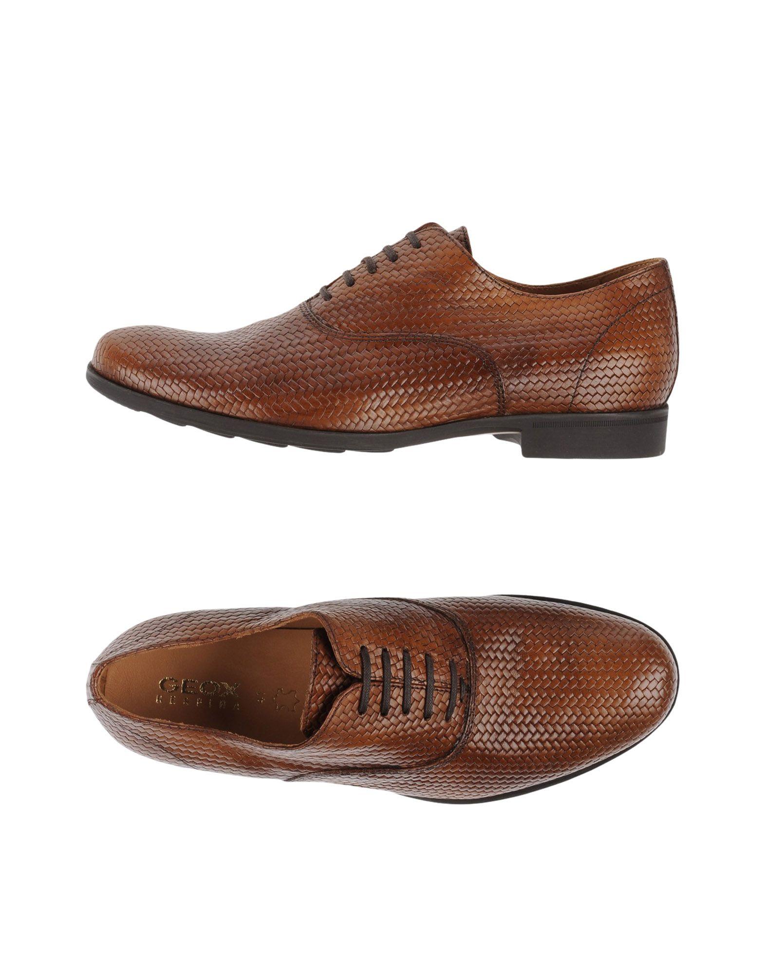 Фото - GEOX Обувь на шнурках обувь на высокой платформе dkny